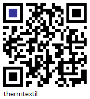 QR-Code der Website Isoliertextilien